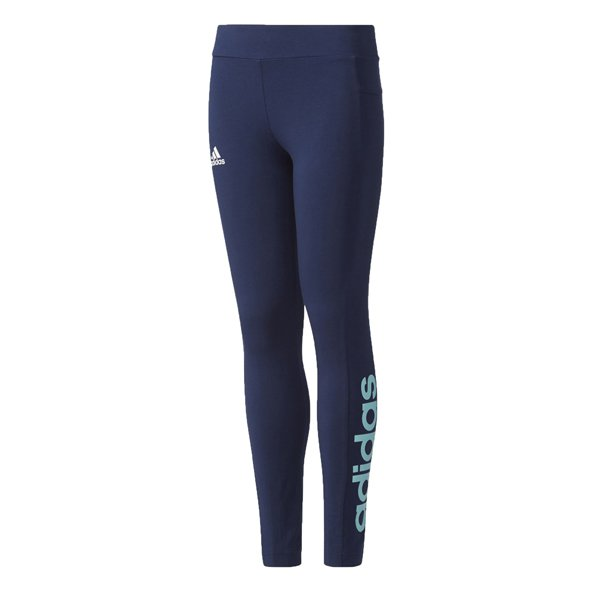 adidas Linear Grils Tight Nobink/Green
