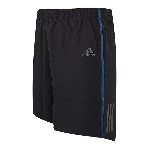 adidas Response Men's Running Short, Black