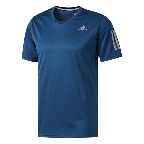 adidas RS Mens SS Tee Blue