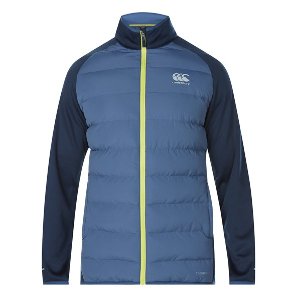 Canterbury Therm Hybrid Men's Jacket, Navy