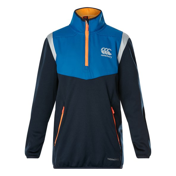 Canterbury Therm 1/4Z Boys Top Eclipse