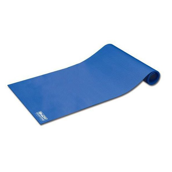 BS Pink PE Yoga Mat Blue