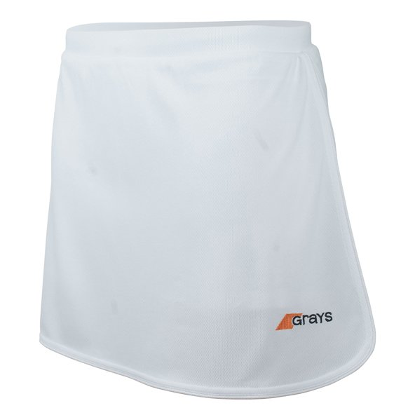 Grays G600 Hockey Skort White