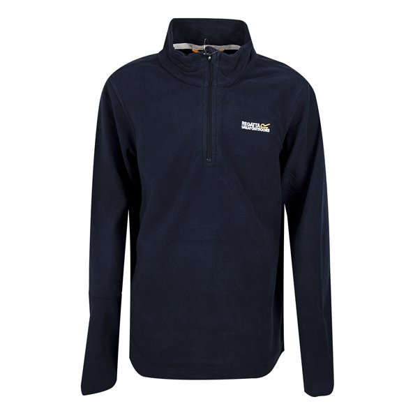 Regatta Hotshot II Boys' Fleece Jacket, Navy
