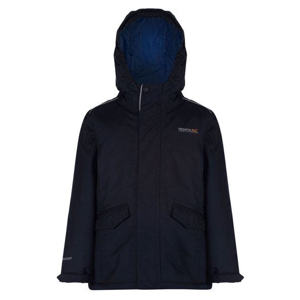 Regatta Hurdle Boys' Jacket, Navy