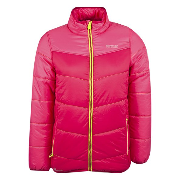 Regatta Icebound 111 Girls Jacket Red