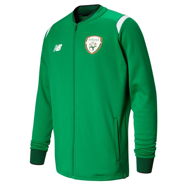 New Balance FAI 2017 Walk Out Jacket, Green