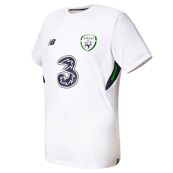 NB FAI 2017 Training Motion Jersey, White