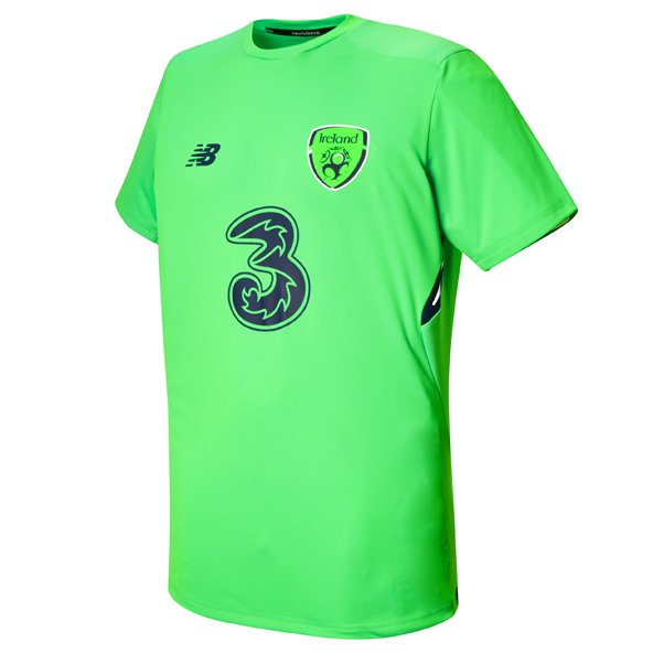 NB FAI 2017 Training Motion Jersey, Green