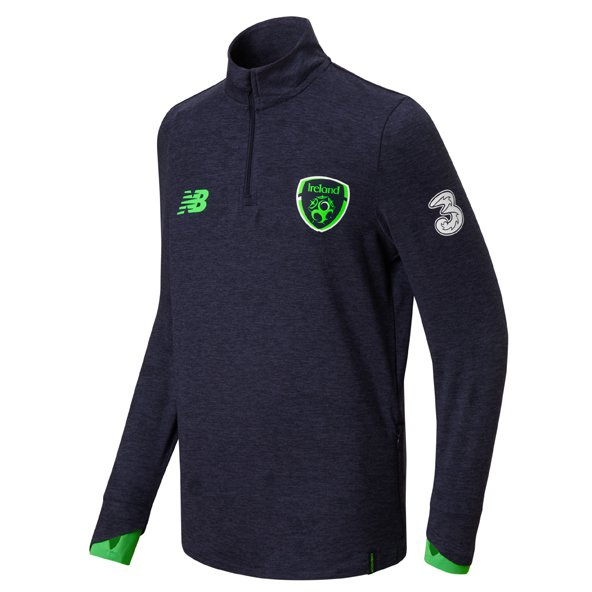 NB FAI 2017 Elite Training Layer Top, Navy