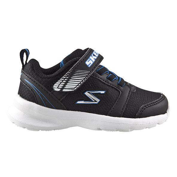 Skechers Lite Comfy Stepz Infant Boys' Trainer, Black