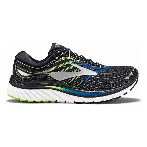 Brooks Glycerin 15 Men's Running Shoe, Black