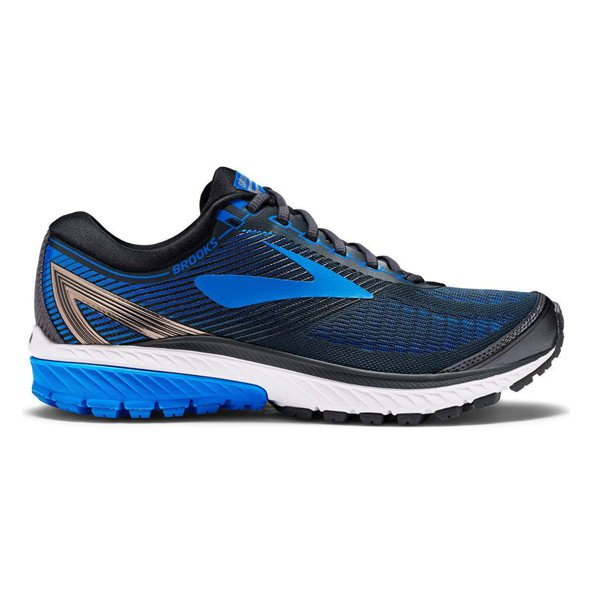 Brooks Ghost 10 Men's Running Shoe, Black