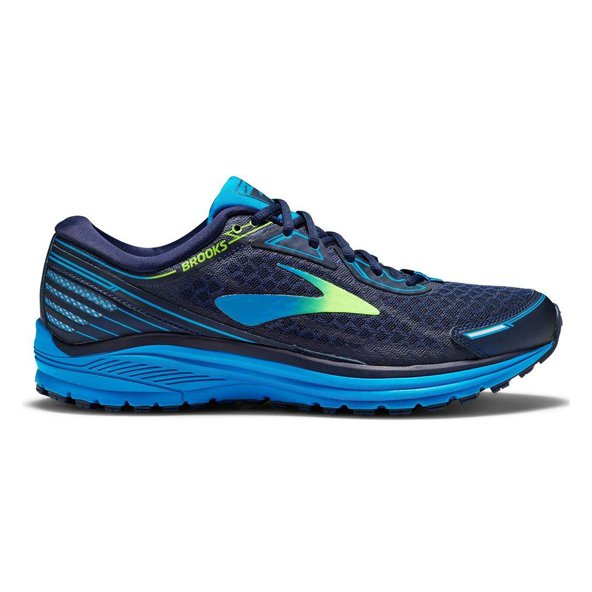 Brooks Aduro 5 Men's Running Shoe, Navy