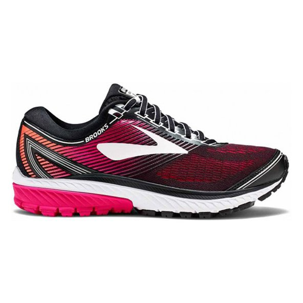Brooks Ghost 10 Women's Running Shoe, Black