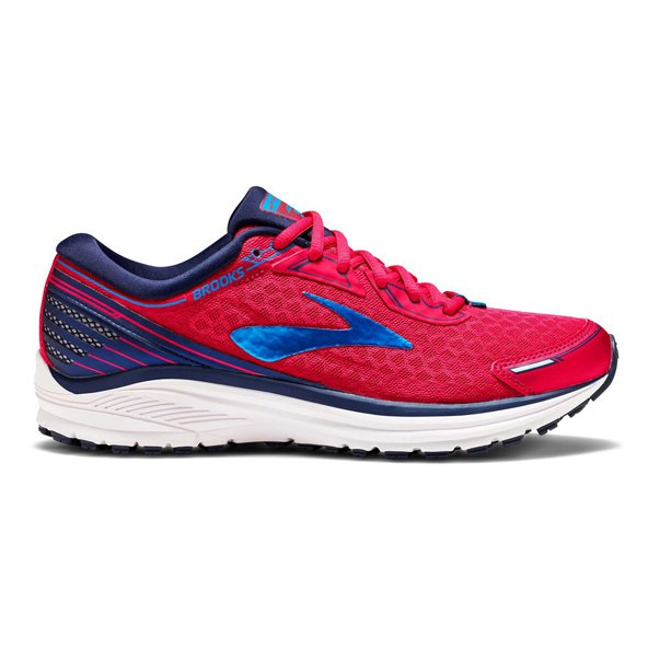Brooks Aduro 5 Women's Running Shoe, Pink