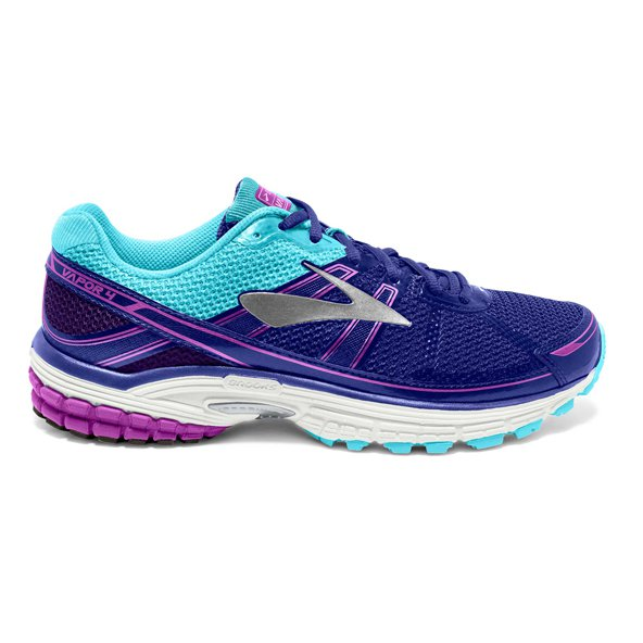 Brooks Vapor 4 Women's Running Shoe, Blue
