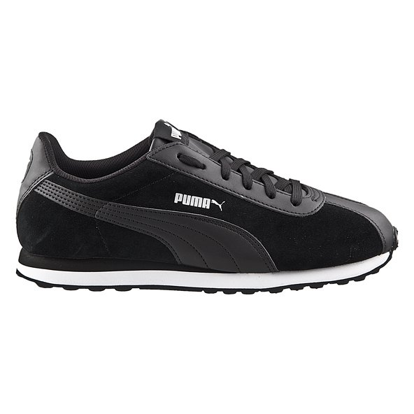 Puma Turin Suede Men's Trainer, Black