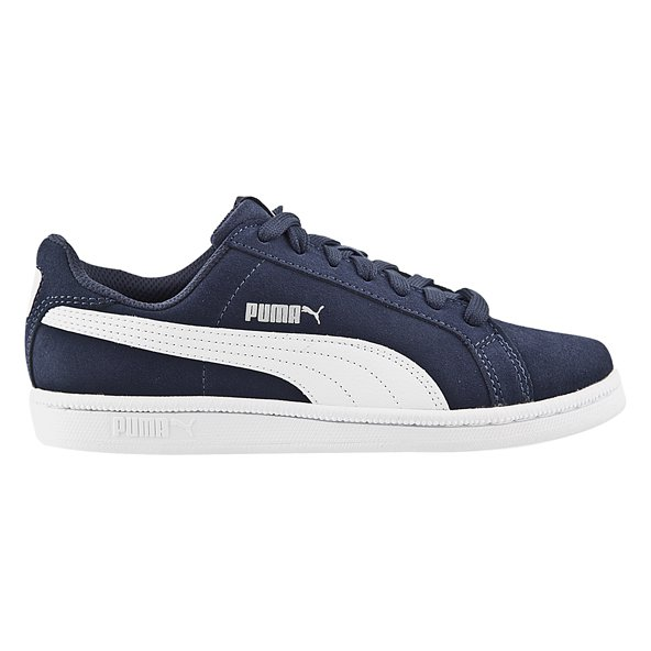 Puma Smash Fun Sd Kids Boys Fw Navy/Wht