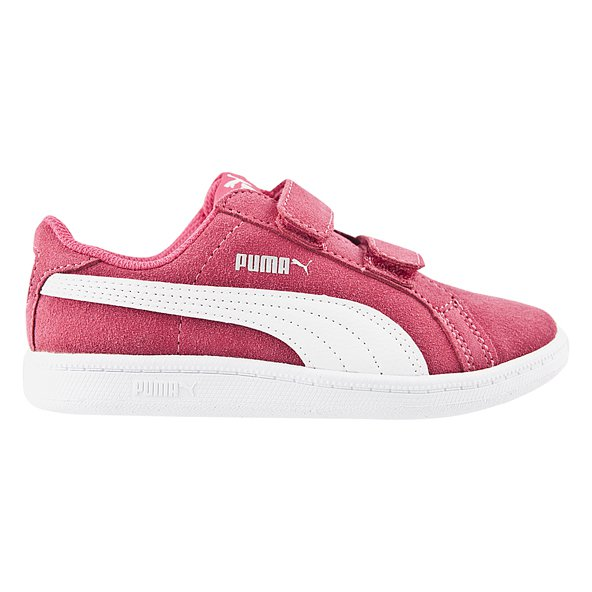Puma Smash FUN Sd Jnr Girls Fw Potion/Wh