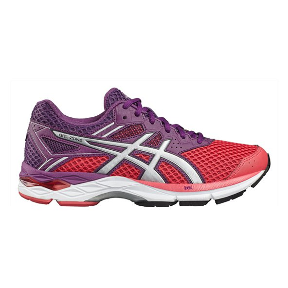 Asics Gel-Zone 5 Women's Running Shoe, Red