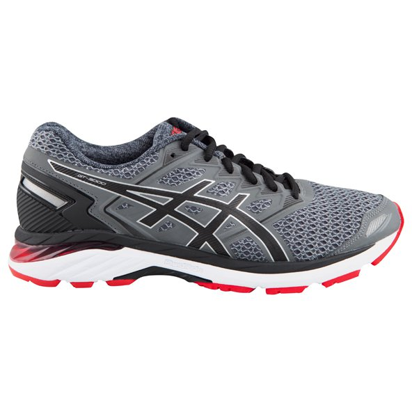 Asics GT-3000 5 Men's Running Shoe, Grey