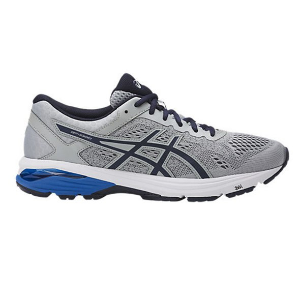 Asics Gt-1000 6 Mens Run Grey/Peacoat