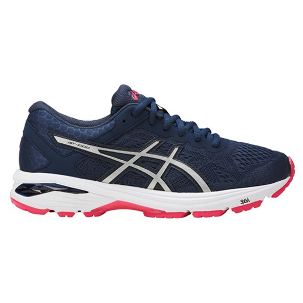 Asics GT-1000 6 Wmn Run Blue/Silver