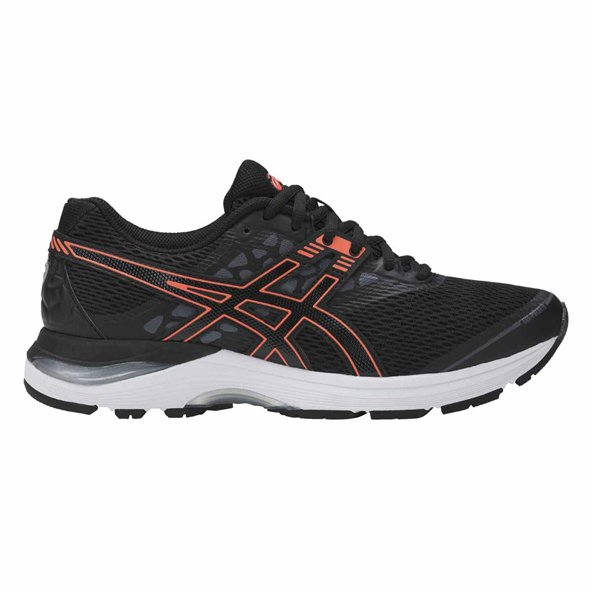 Asics Gel-Pulse 9 Wmn Run Black/Coral