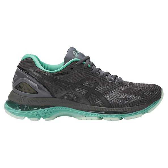 Asics Gel-Nimbus 19 LS Wmn Run Grey/Blk