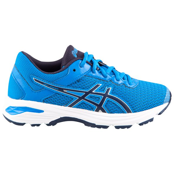 Asics GT-1000 6 Boys' Running Shoe, Blue