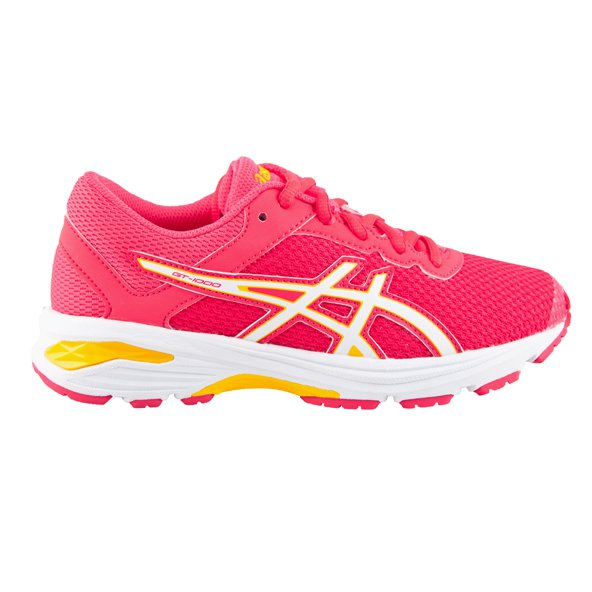 Asics GT-1000 6 Grils Run Red/White