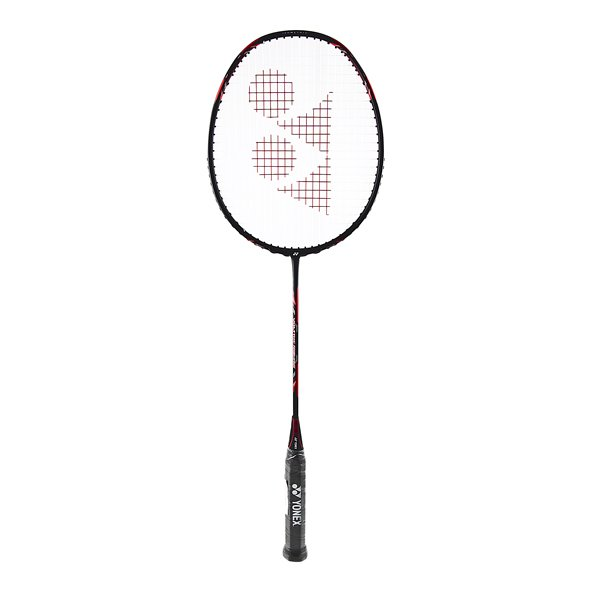Yonex Voltric Power Attac Bad Rkt Blk/Rd