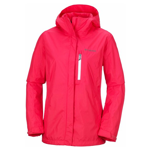 Columbia Pouring Adventure II Women's Jacket, Red