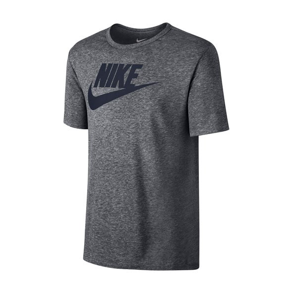 Nike Icon Futura Mens Tee Carbon
