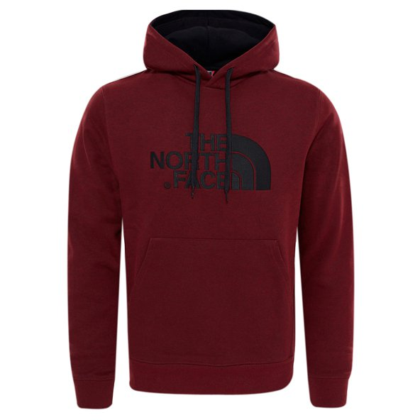 The North Face Drew Peak Men's Hoody, Red