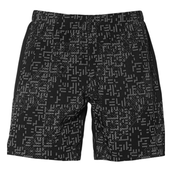 "Asics Lite-Show Men's 7"" Running Short, Black"