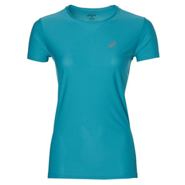 Asics Running Wmn SS Top Artic Aqua