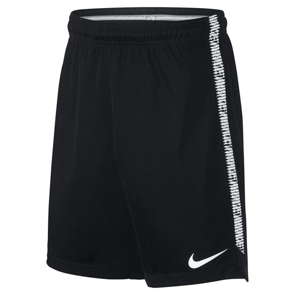 Nike Dry Squad Boys Shorts Black/Wht