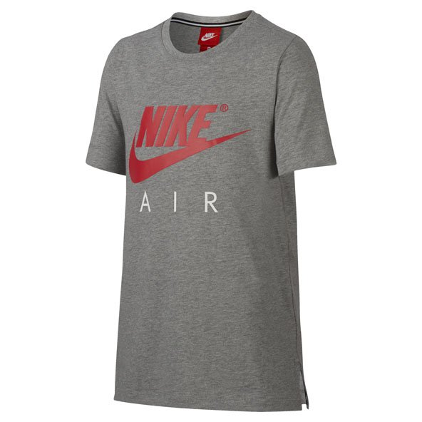 Nike Air Boys SS Top Grey/Htr