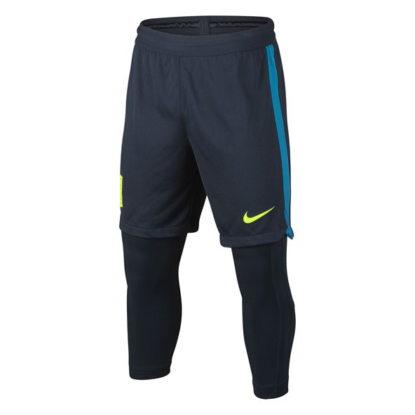 Nike Dry Sqd 2in1 Boys Shorts Navy/Blue