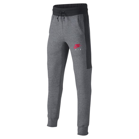 Nike Air Cuff Boys Pant Carbon/Htr