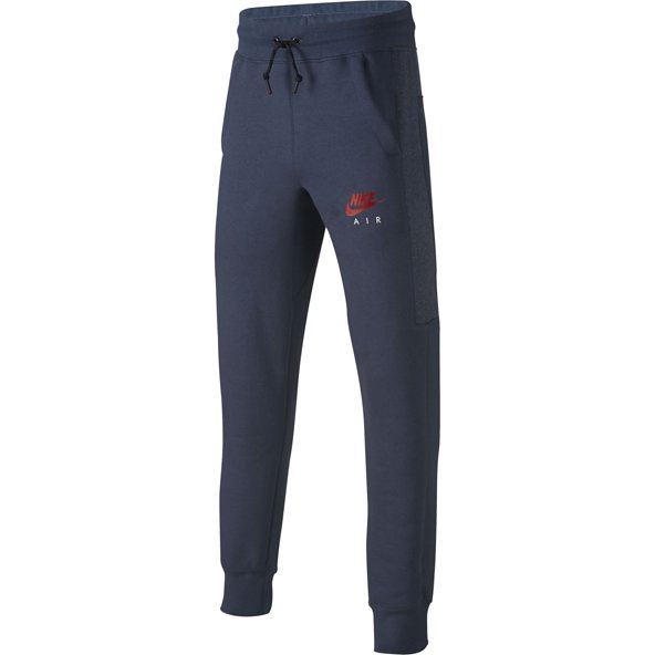 Nike Air Cuff Boys Pant Thunder Blue