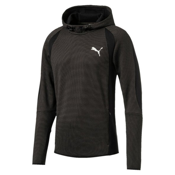 Puma Evostrip Ultimate Men's OH Hoody, Black