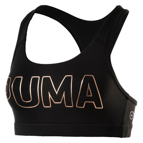Puma Power Shape Forever-Logo Bra Blk