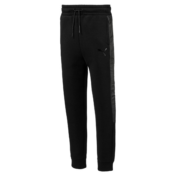 Puma Evo Graphic Boys Pants Black