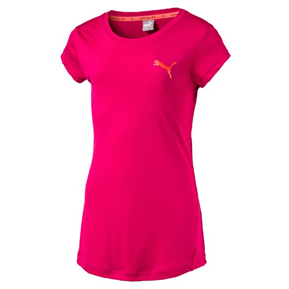 Puma Active Dry ESS Girls Tee L Potion