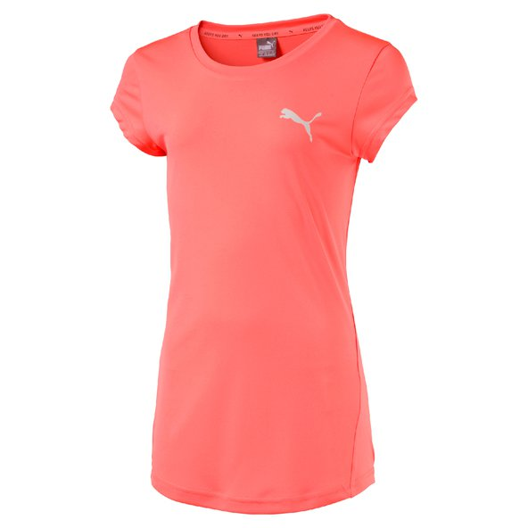 Puma Active Dry ESS Girls Tee Peach