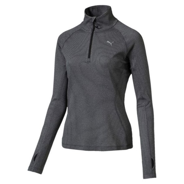 Puma Adapt Thermo-R Wmn Top Black