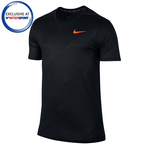 Nike Emb Legend Tech Mens Top Blk/Crms